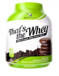 That's The Whey 2270 гр