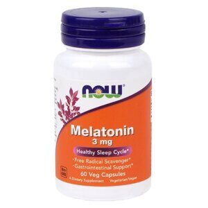 Melatonin 3 мг 60 капс