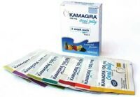 Kamagra -100 Oral Jelly. 1 пак