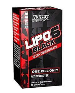 Lipo-6 Black Ultra Concentrate 60 капс