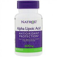 Alpha Lipoic Acid 600 mg 30 капс