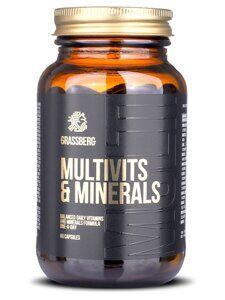 Multivits & Minerals 60 капс